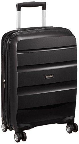 [アメリカンツーリスター] スーツケース BON AIR DLX EXP ボンエアー デラックスエキスパンダブル スピナー55 無料預入受託サイズ 保証付 37L 55cm 2.9kg AS3*09001 09 ブラック