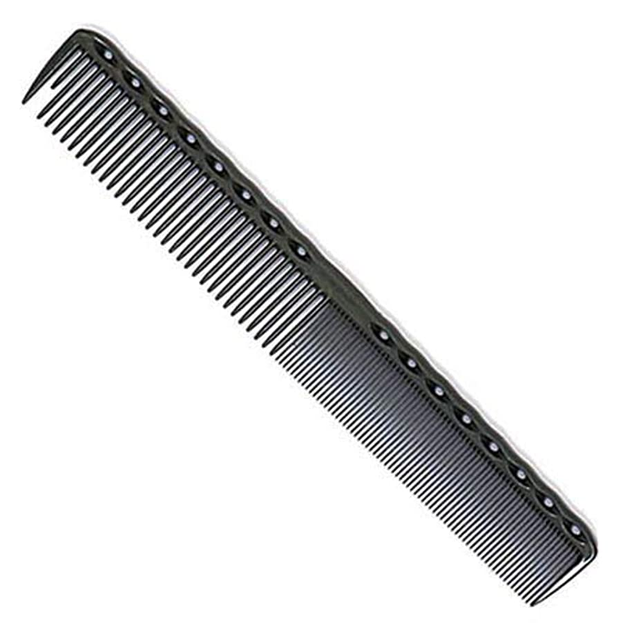 月面タヒチ土器YS Park 336 Fine Cutting Grip Comb - Graphite [並行輸入品]