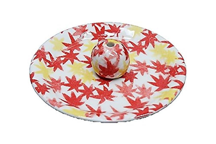 学生オッズラインナップ9-18 和路 朱 9cm香皿 お香立て お香たて 陶器 日本製 製造?直売品