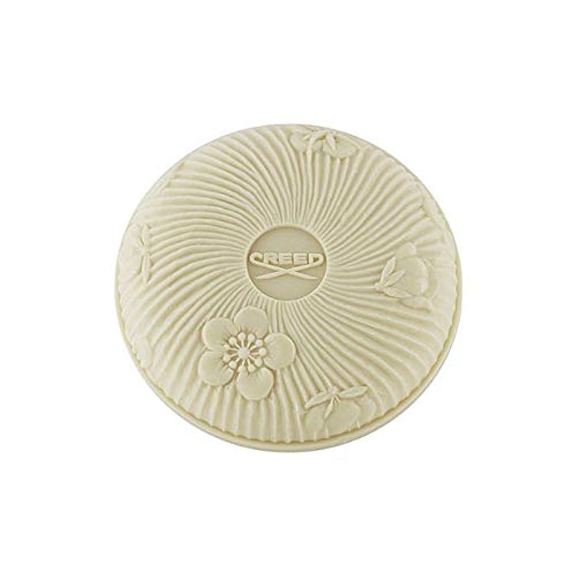 輝く通信網平凡[Creed ] 白い石鹸150グラムで信条愛 - Creed Love In White Soap 150G [並行輸入品]