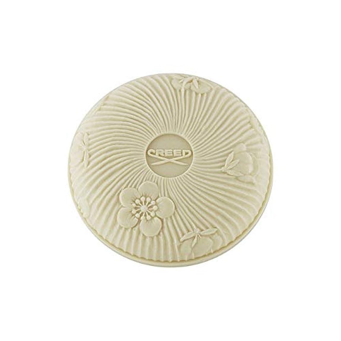 分泌する変わる海岸[Creed ] 白い石鹸150グラムで信条愛 - Creed Love In White Soap 150G [並行輸入品]