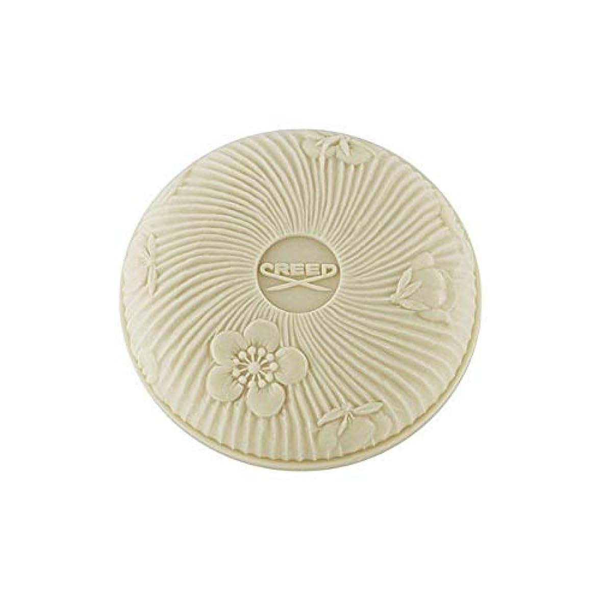 追跡栄養材料[Creed ] 白い石鹸150グラムで信条愛 - Creed Love In White Soap 150G [並行輸入品]