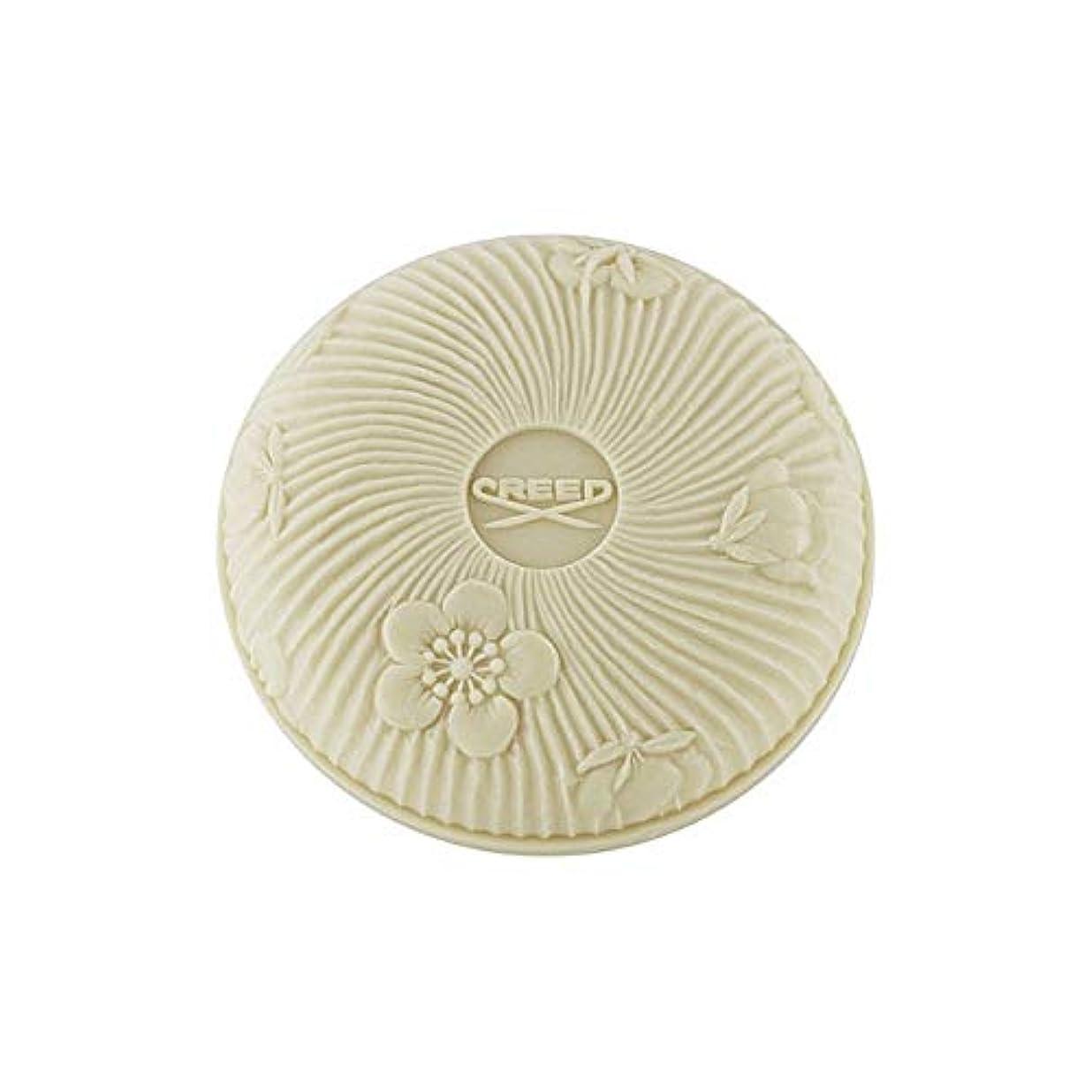 電話に出る対処する含む[Creed ] 白い石鹸150グラムで信条愛 - Creed Love In White Soap 150G [並行輸入品]