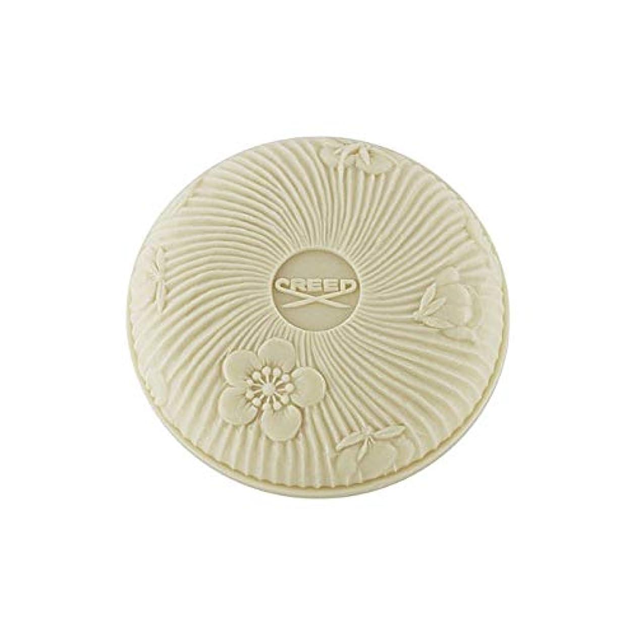 お茶帰る音楽家[Creed ] 白い石鹸150グラムで信条愛 - Creed Love In White Soap 150G [並行輸入品]