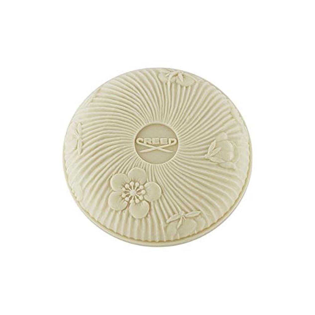 裁判所止まる追放する[Creed ] 白い石鹸150グラムで信条愛 - Creed Love In White Soap 150G [並行輸入品]
