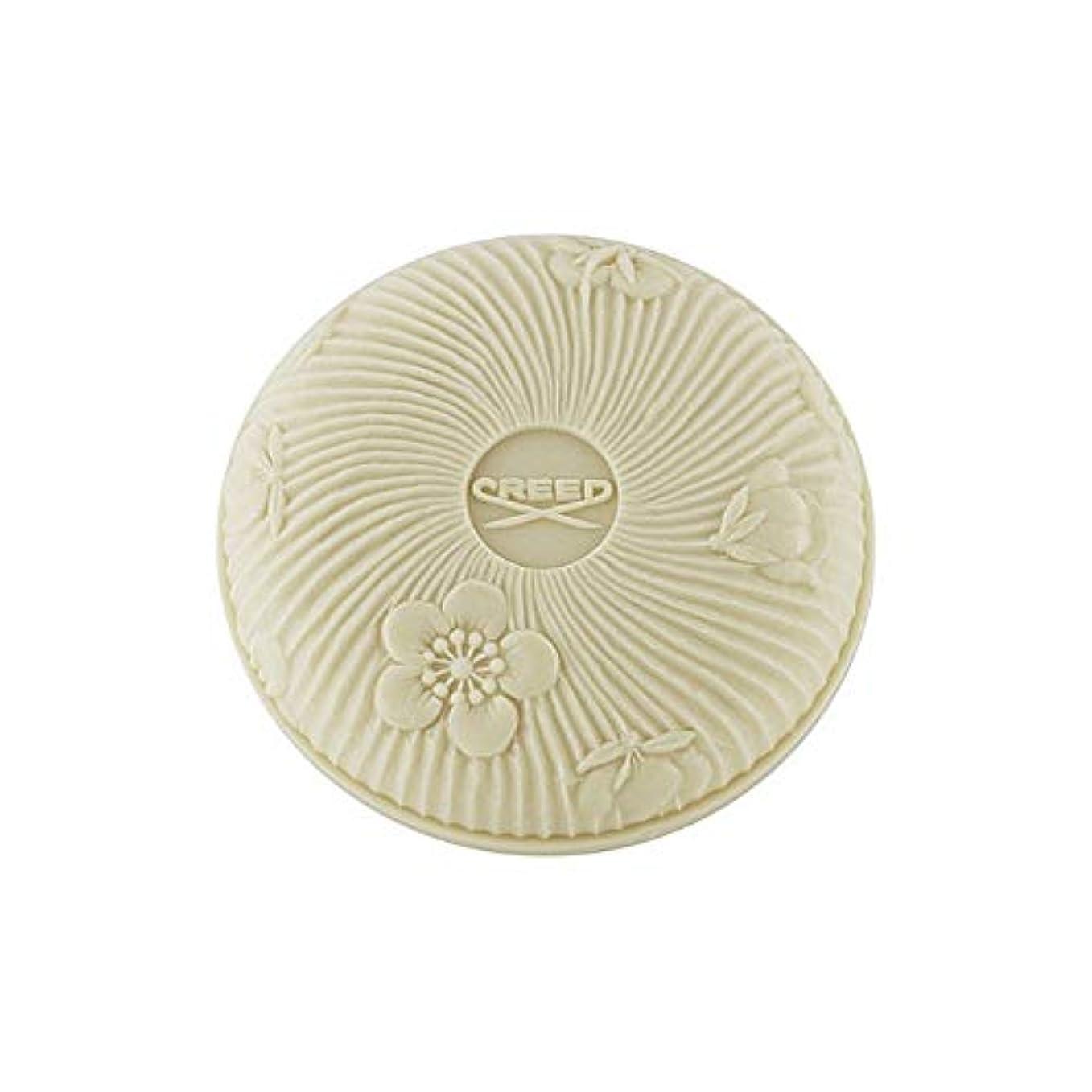 ボート円周本質的に[Creed ] 白い石鹸150グラムで信条愛 - Creed Love In White Soap 150G [並行輸入品]
