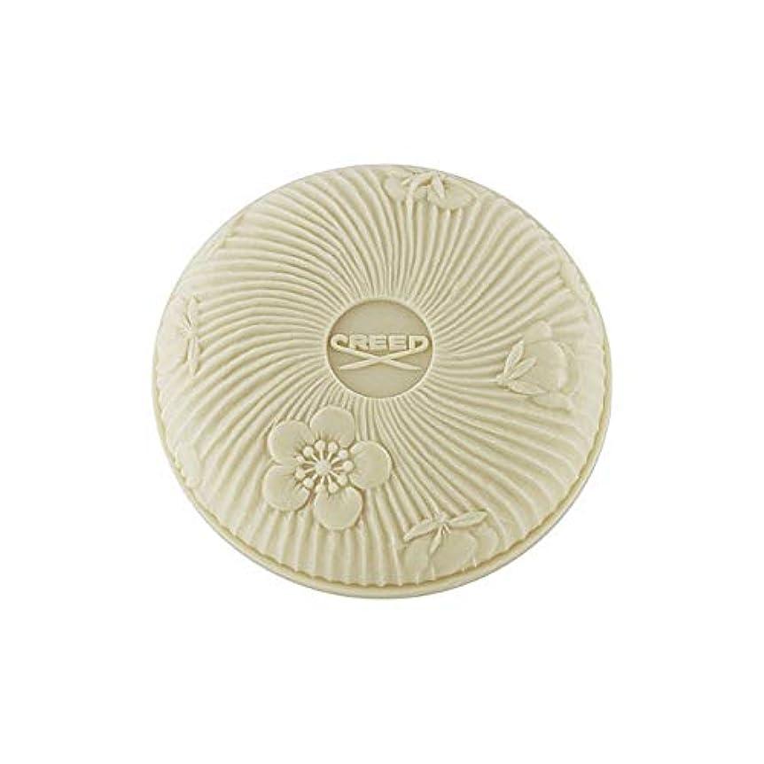 外向き摘む実験[Creed ] 白い石鹸150グラムで信条愛 - Creed Love In White Soap 150G [並行輸入品]
