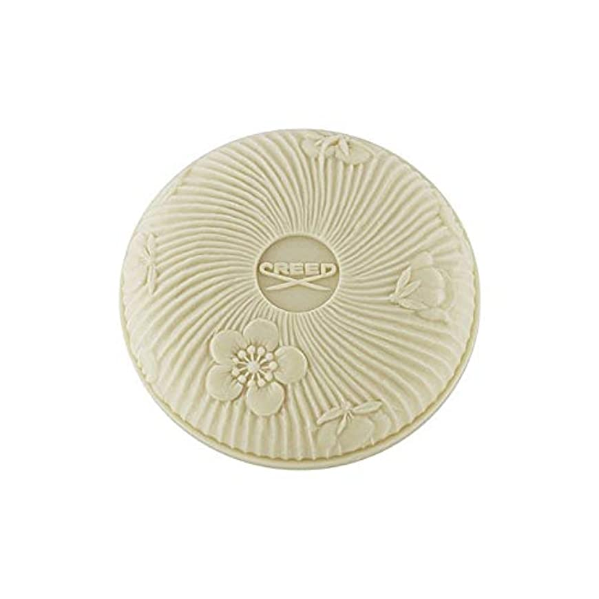 節約するピーク口[Creed ] 白い石鹸150グラムで信条愛 - Creed Love In White Soap 150G [並行輸入品]
