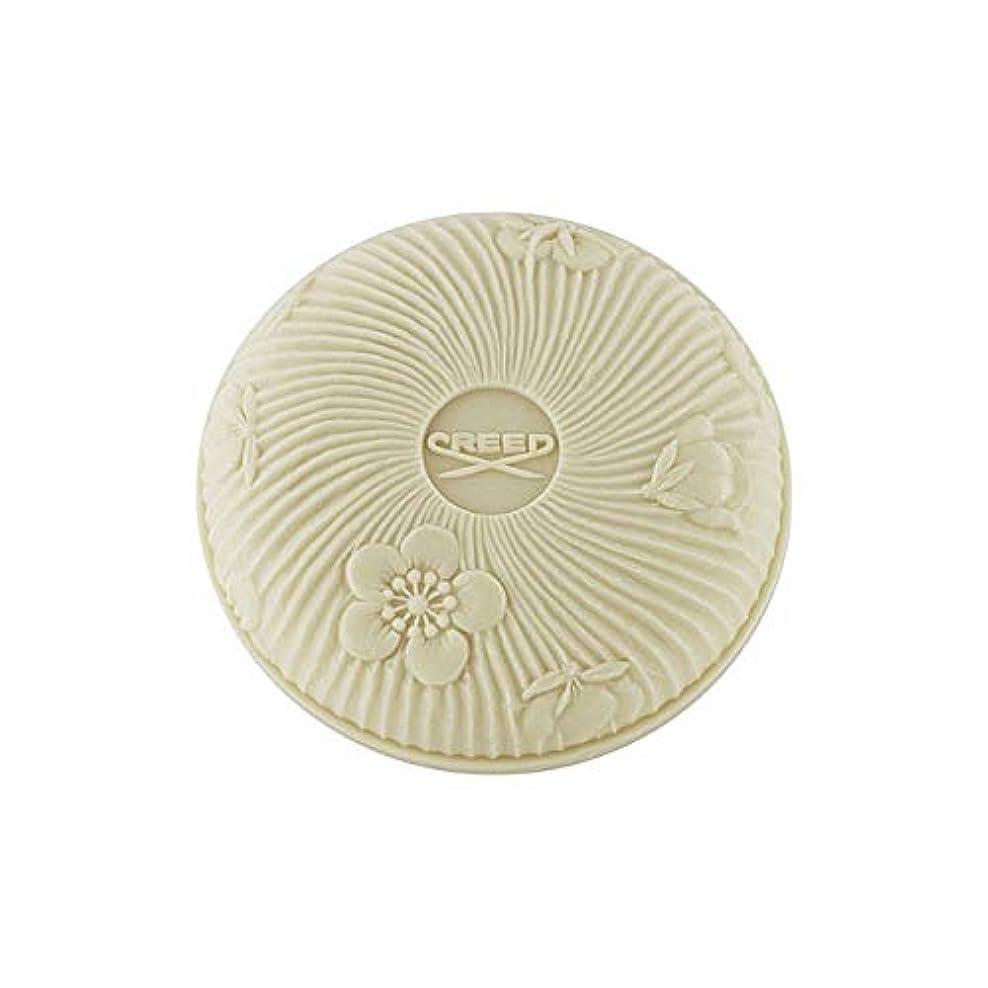 カルシウム精神運命[Creed ] 白い石鹸150グラムで信条愛 - Creed Love In White Soap 150G [並行輸入品]