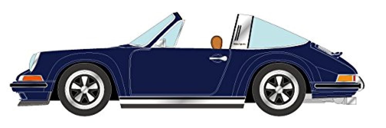 VISION 1/43 シンガー 911 (964) タルガ ネイビーブルー 完成品