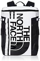 [ザ・ノース・フェイス]リュック BC Fuse Box II ホワイト×ブラック