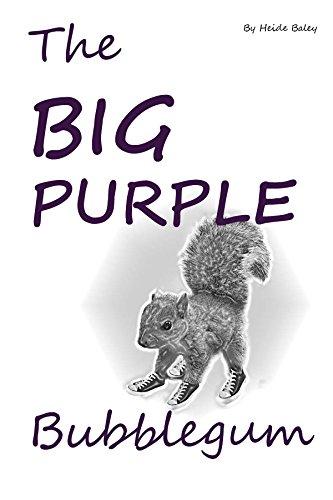 The Big Purple Bubblegum (English Edition)