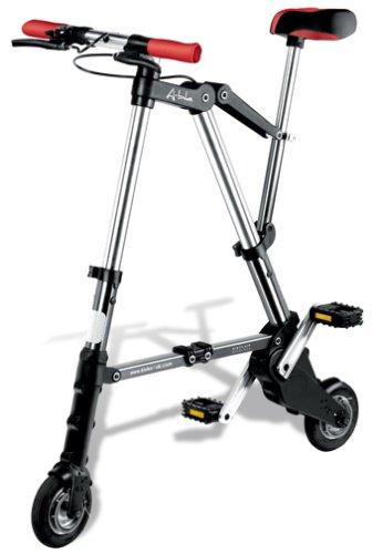 超軽量・コンパクト折り畳み自転車 A-bike DZB01
