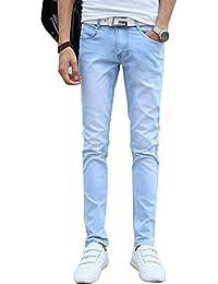 (ゆうや)YoYeah メンズ パンツ ジーンズ スーパーストレッチ スキニー デニム パンツ 美脚 3色展開