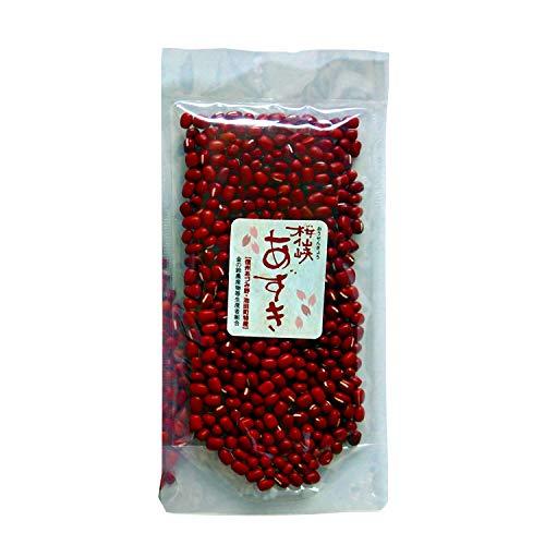 百年・在来種小豆 桜仙峡あずき 100g 個包装 長野県産 無農薬