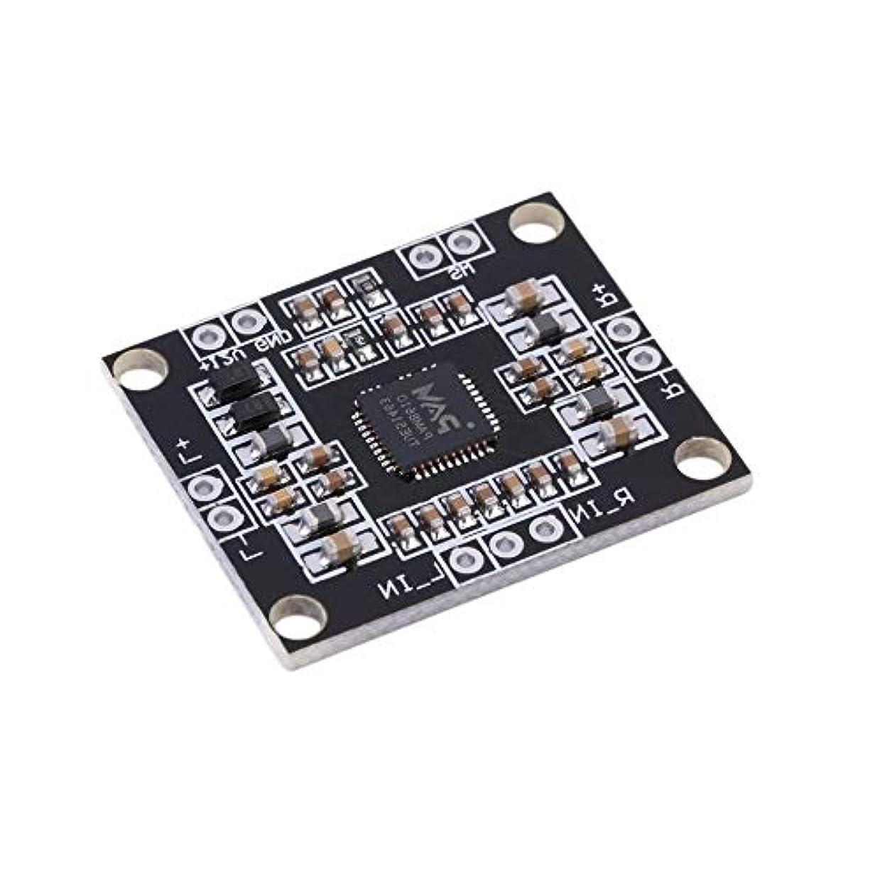 エイズフロンティアキースーパーディールオリジナルPAM8610デジタルパワーアンプボード2 * 15Wデュアルチャンネルステレオクラスアンプボード12Vトップセール