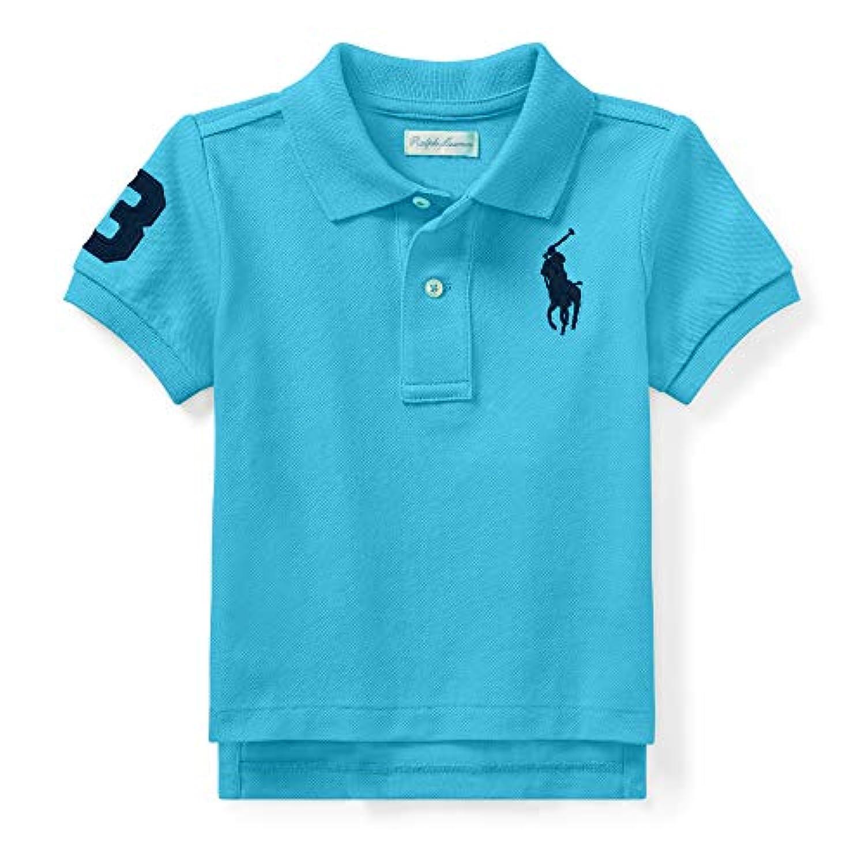 ラルフローレンの子供服 [POLO RALPHLAUREN] ベビー 男の子 ビックポニーポロシャツ 90cm [並行輸入品]