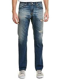 (エージージーンズ) AG Jeans メンズ ボトムス・パンツ ジーンズ・デニム The Matchbox 20 Years Badlands Reserved Slim Straight Leg [並行輸入品]