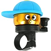 LIOOBO Kids Bike Bell Cute Cycling Ring Bell Cute Cycling Siren Mini Bells Kids Sports Bicycle Accessories