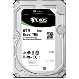 Seagate Exos 7E8 8TB Internal Hard Drive HDD – 3.5 Inch 6Gb/s 7200 RPM 128MB Cache for Enterprise, Data Center – Frustration