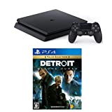 PlayStation 4 + Detroit: Become Human セット