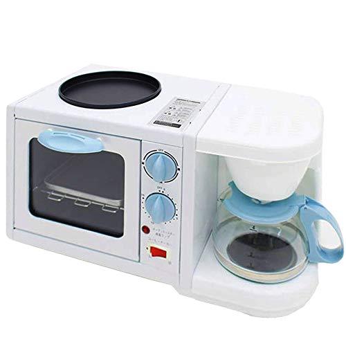 トーストしながら目玉焼きやコーヒー出来る 多機能 オーブントースター 3in1モーニングメーカー トースター コーヒーメーカー グリル 鍋 ブレックファースト 1台3役 3way モーニングメーカー i001