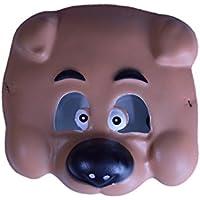 バラエティ本舗 クマ お面 [ かぶりもの 仮面 マスク EVA樹脂 アニマル 動物 熊 くま ベアー 仮装 子供 キッズ なりきりマスク ]