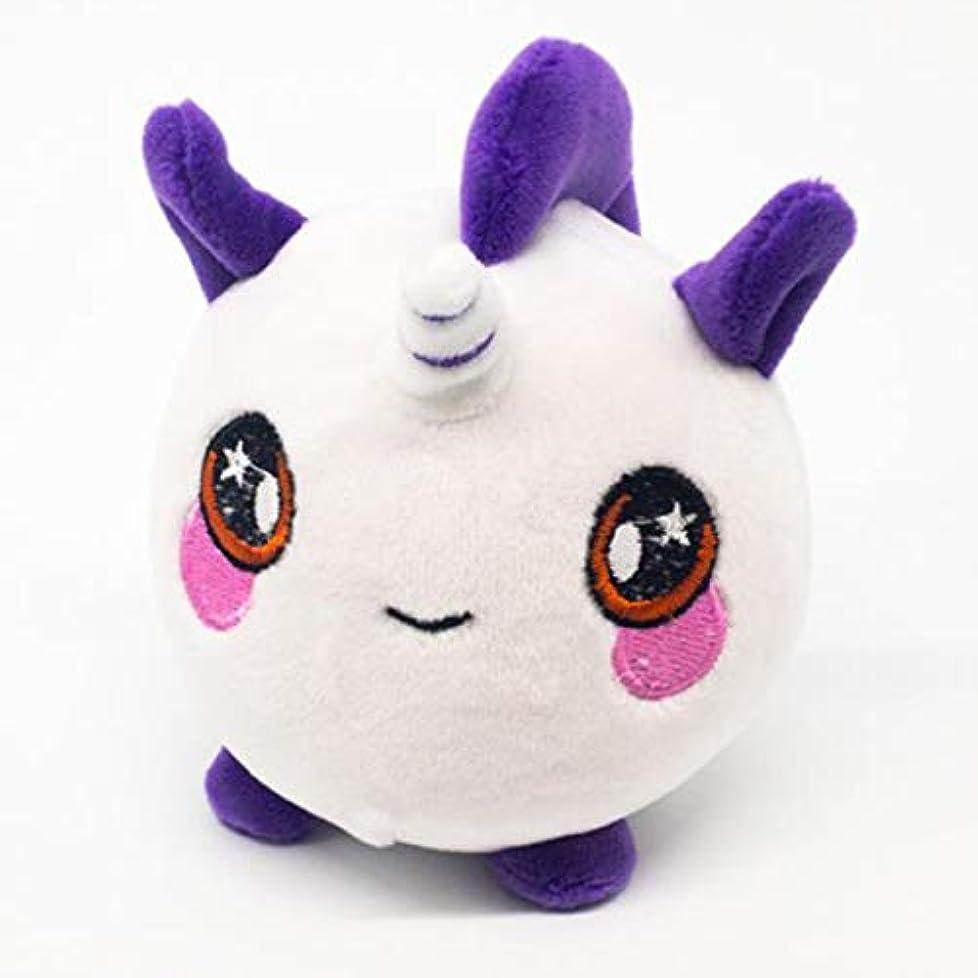 エッセンス近々取り付けYoshilimen 信頼できる 豪華なスローライジングスクイズは、かわいいぬいぐるみ玩具動物の除圧玩具贈り物スローリバウンド(None Unicorn.)