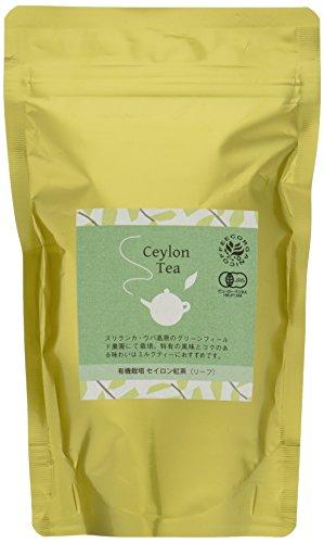 有機栽培セイロン紅茶100g
