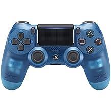 ワイヤレスコントローラー (DUALSHOCK 4) ブルー・クリスタル