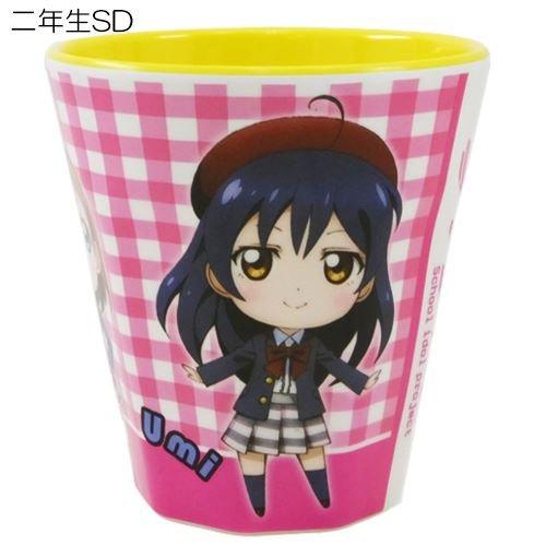 ラブライブ! メラミンカップアニメキャラクターグッズ(食器/コップ)通販/【二年生SD 】