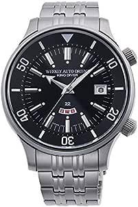 [オリエント時計] 腕時計 リバイバルコレクション Revival オリエント70周年企画 70thAnniversary キングダイバー復刻 KingDiver 限定1,000本 RN-AA0D11B メンズ