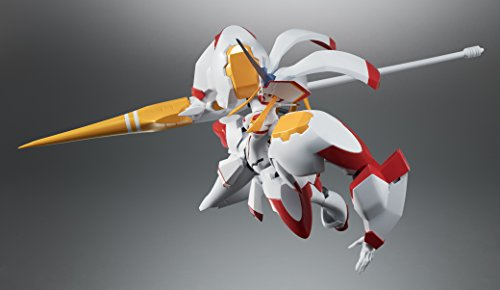 ROBOT魂 ダーリン・イン・ザ・フランキス [SIDE FRANXX] ストレリチア 約160mm ABS&PVC製 塗装済み可動フィギュア