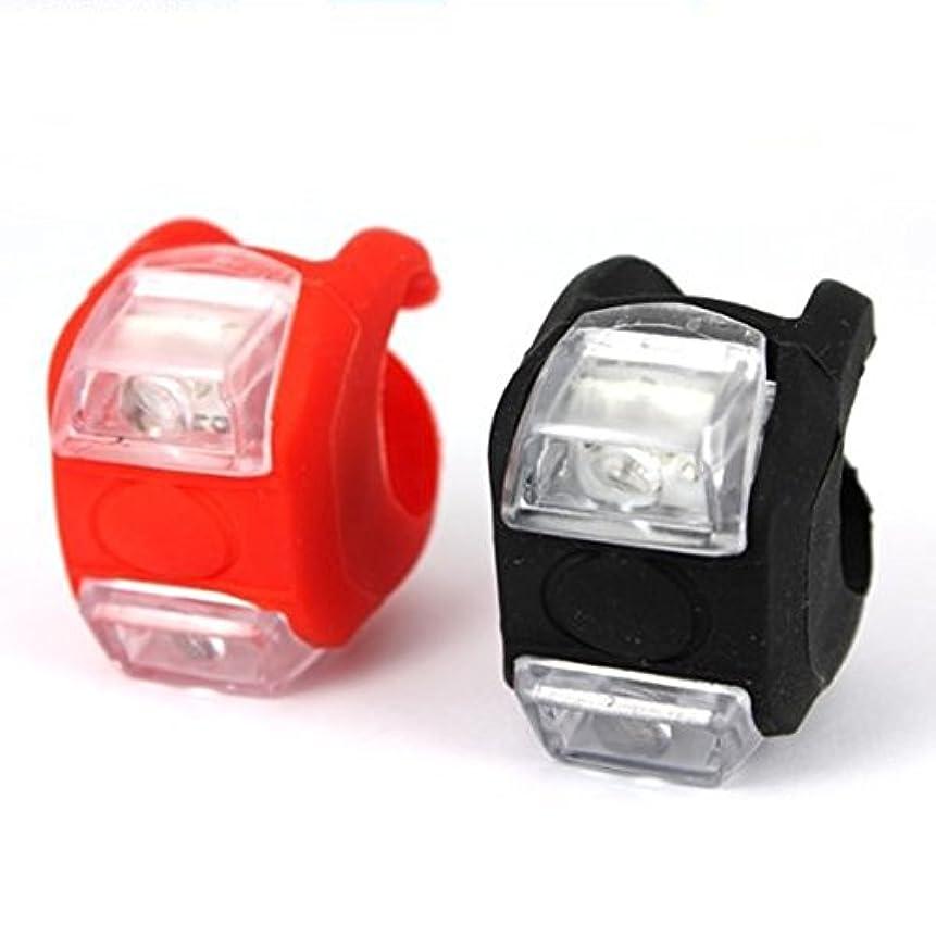 溶岩瞑想するオートメーションLED 自転車ライト簡易装着自転車頭前後ホイール フラッシュ ランプ
