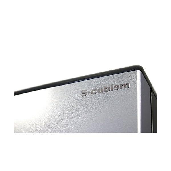 エスキュービズム 2ドア冷蔵庫 WR-2118...の紹介画像3