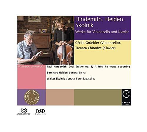 Works for Violoncello & Piano