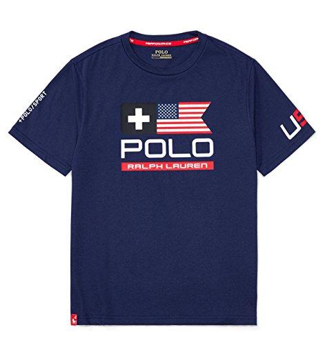 POLO RALPH LAUREN (ポロラルフローレン) パフォーマンスPOLOTシャツ ボーイズ...