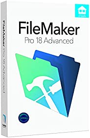 FileMaker Pro 18 Advanced アカデミック(学生・教職員限定)