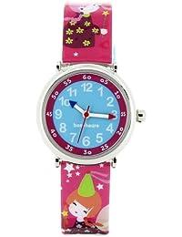 [ベビーウォッチ]babywatch 子供用腕時計 コフレ ボ?ヌール 妖精 CB008 ガールズ 【正規輸入品】