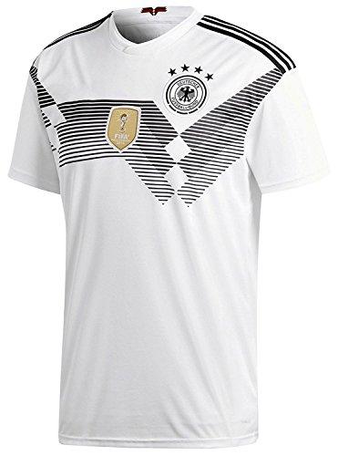 サッカー ワールドカップ 2018 ドイツ代表 ホーム レプリカ ユニフォーム 半袖 メンズ キッズ M