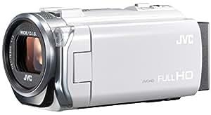 JVCKENWOOD JVC ビデオカメラ EVERIO 内蔵メモリー32GB ホワイト GZ-E765-W