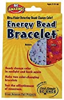 Be Amazing! - Energy Beads, Peg Box, Ultra-violet (UV) Light Detectors by Be Amazing! Toys