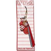 EXILE 2013 EXILE PRIDE ボーダー 携帯ストラップ