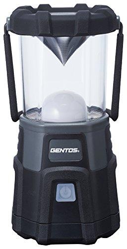 GENTOS(ジェントス) LED ランタン 充電式 【明るさ1000ルーメン/実用点灯3-300時間/3色切替/防水】 パワーバンク EX-000R 防災 あかり 停電時用 ANSI規格準拠