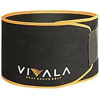 VIVALA シェイプアップベルト お腹 引き締め ダイエット 発汗 ベルト