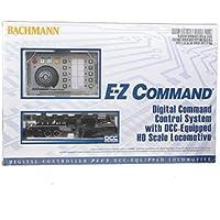 Bachmann E-Z コマンド DCC コントローラー プラス DCC HO Loco搭載 USRA 0-6-0 Steam Loco バンダービルトテンダー サザンパシフィックHOスケール DCC オンボード