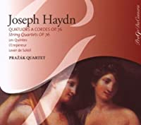 Quatuors a Cordes Op.76
