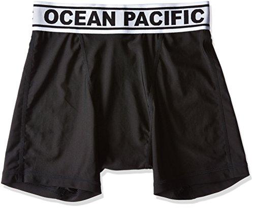 (オーシャンパシフィック)OCEANPACIFICメンズ水着インナーベーシックインナーショートインナー無地517460BKWブラックホワイトM