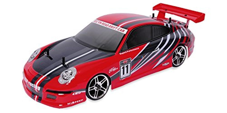 Europa Red Drift 1/10 RTR