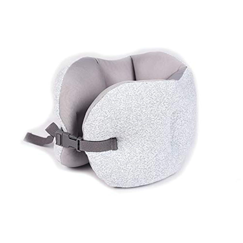 おびえた病気だと思うかかわらずSMART ホームオフィス背もたれ椅子腰椎クッションカーシートネック枕 3D 低反発サポートバックマッサージウエストレスリビング枕 クッション 椅子
